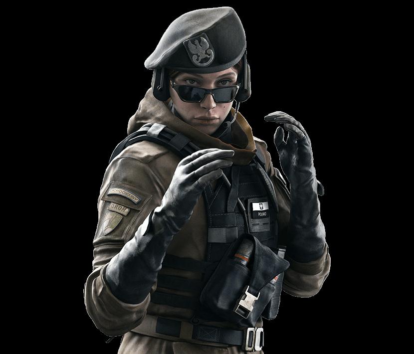 Tom Clancy S Rainbow Six Siege Operator Zofia Ubisoft Us Siege Operators Tom Clancy S Rainbow Six Rainbow 6 Siege Operators