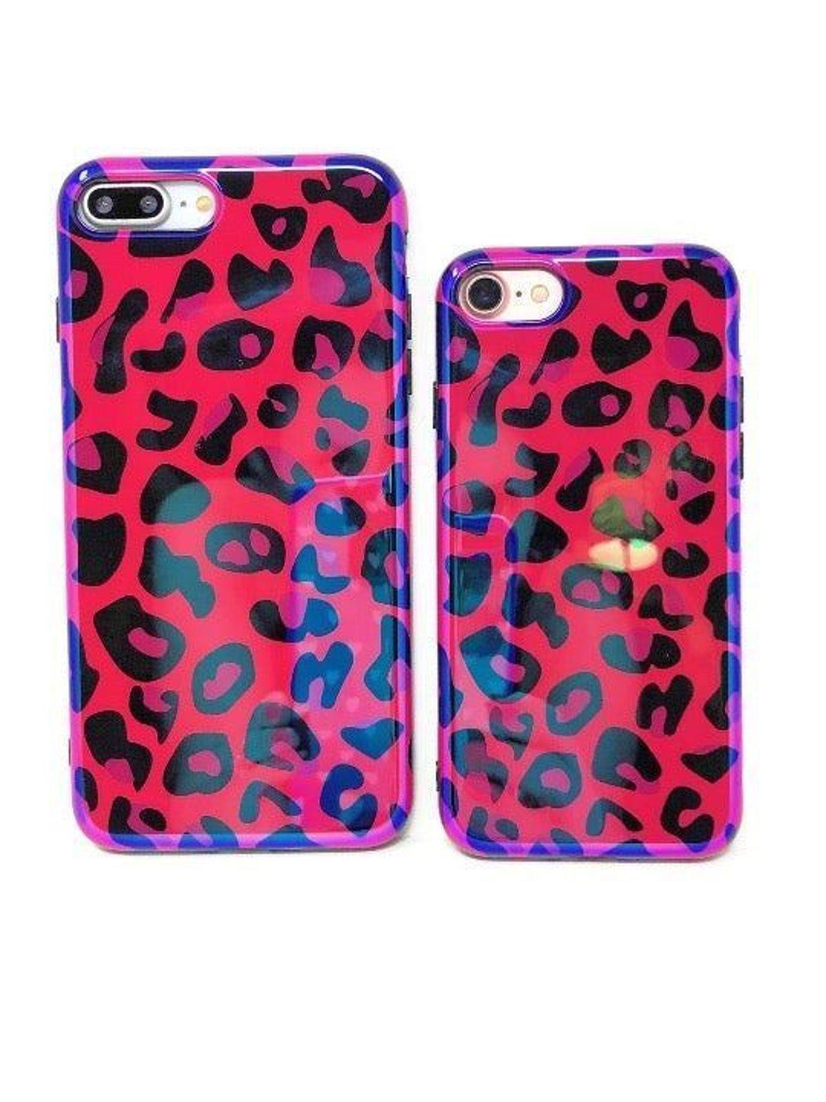 NEW iPhone XS Max Blu-Ray Leopard Case
