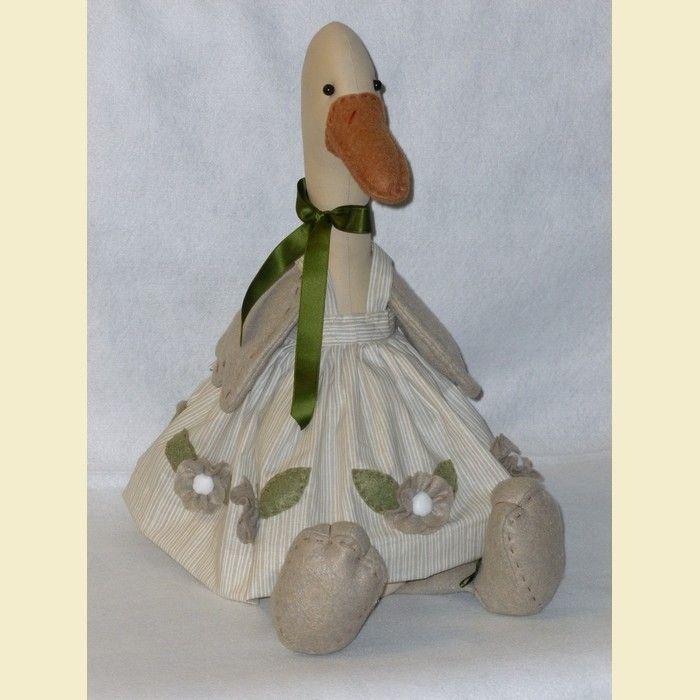 Oche, galline e papere - Arcobaleno Merceria - fermaporta 17 euro