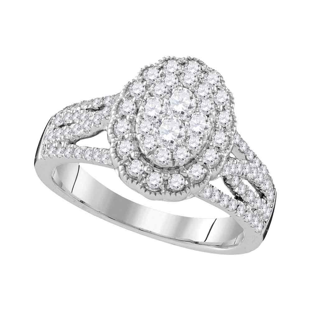 27++ Oval halo wedding ring sets ideas in 2021