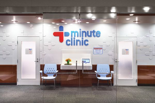 MinuteClinic - Retail Environment on Behance