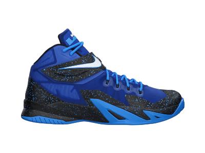 9a660dfb0ec1 Nike Zoom LeBron Soldier VIII Premium Basketball Shoe