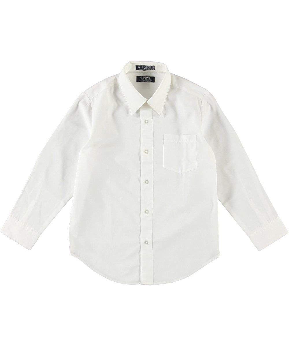 School Uniform Boys Long Sleeve Classic Dress Shirt White Cf182hq9cqq Shirt Dress White Long Sleeve Shirt Dress Boys School Uniform [ 1200 x 1000 Pixel ]