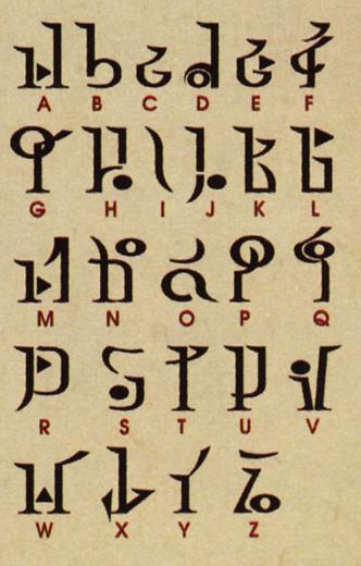 Hylian Text Translation