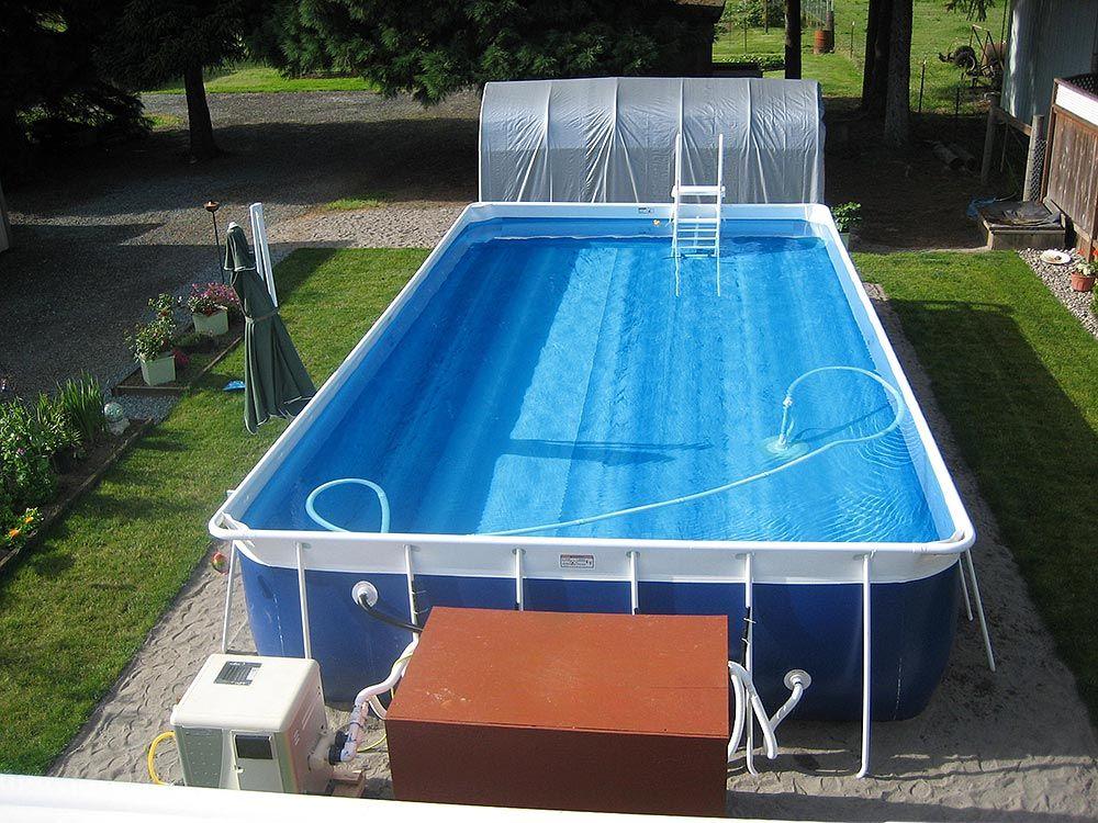 Semi Inground Pools Semi Inground Pools Long Island Picture