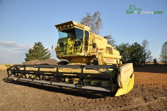 New Holland 8080 New Holland Farm Machinery Tractors For Sale