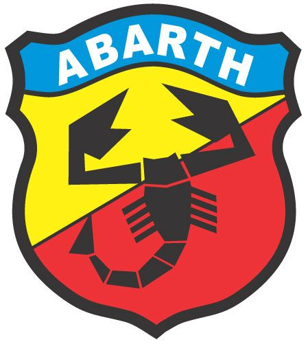 Abarth Logo With Images Fiat Logo Car Logos Vintage Sports Cars