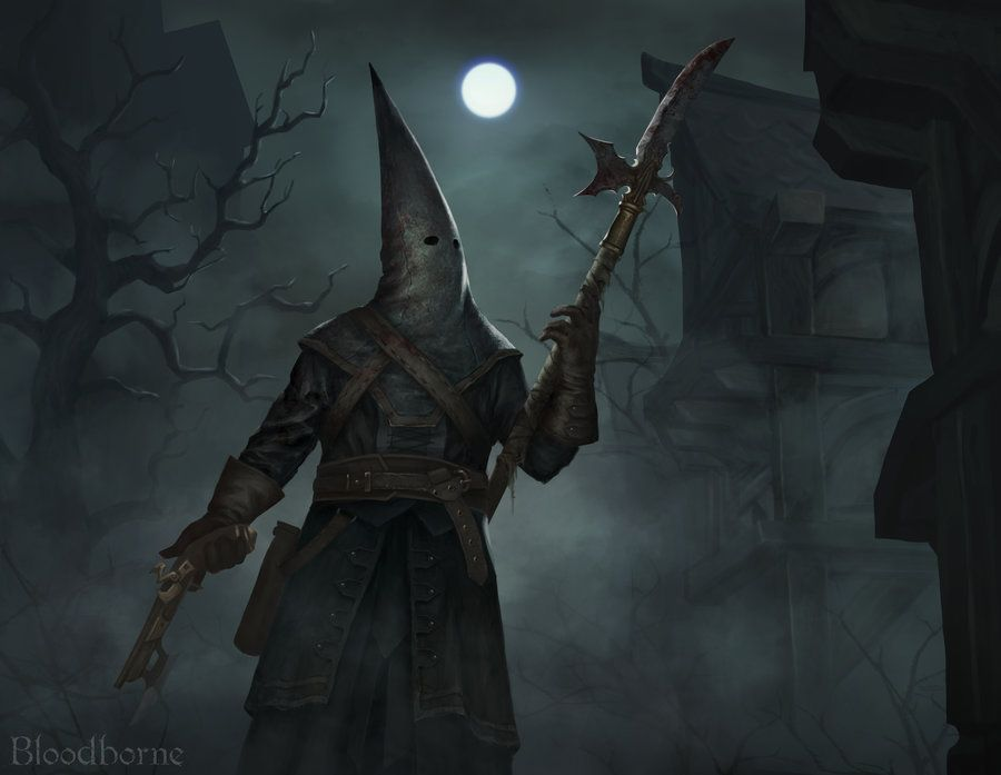 Bloodborne by JunuArt.deviantart.com on @DeviantArt