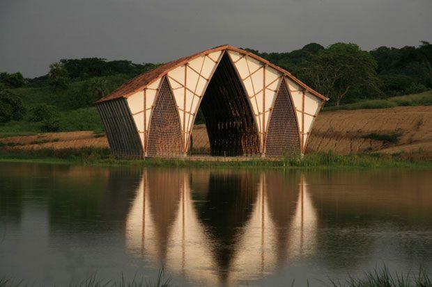 Iglesia privada sim n v lez un arquitecto sustentable for Arquitectura sustentable pdf