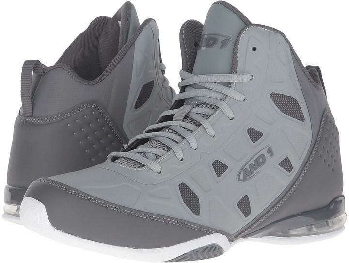 AND1 - Master 3 Men's Basketball Shoes