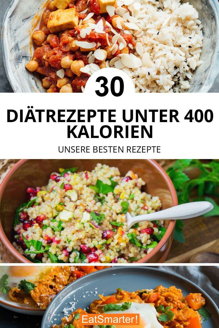 30 Diätrezepte unter 400 Kalorien #meals