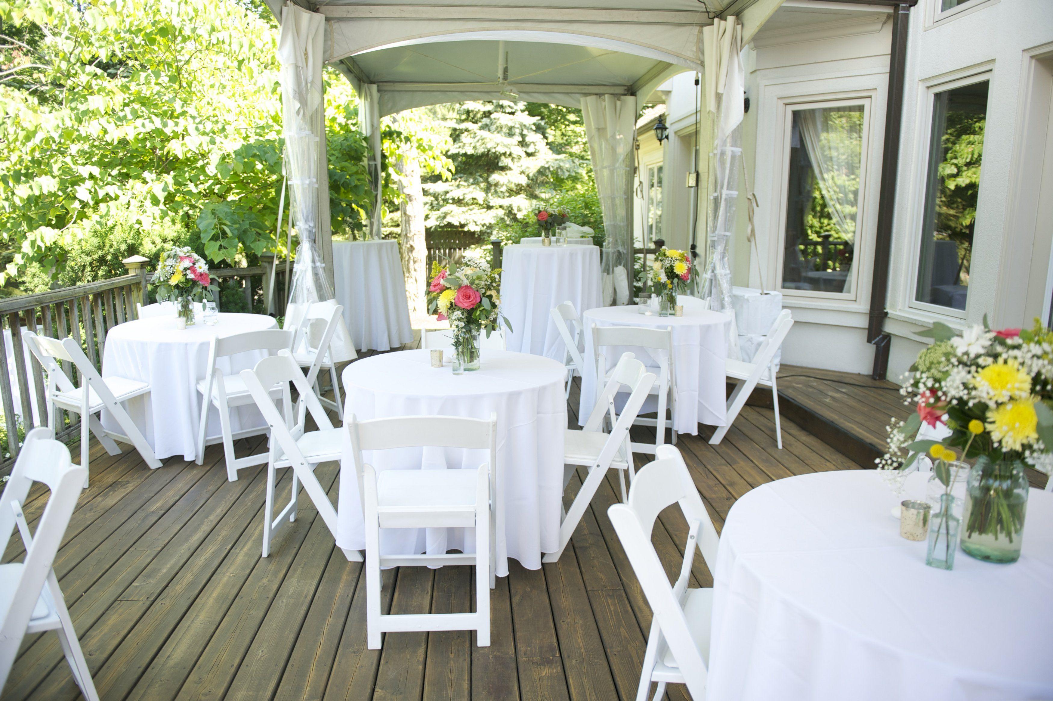 July 2013 | Surprise backyard wedding Oakville | Photos by ...