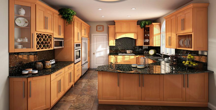 kitchen cabinets ideas kitchen light wood cabinets wood kitchen cabinet ideas - Modern Wood Kitchen Cabinets