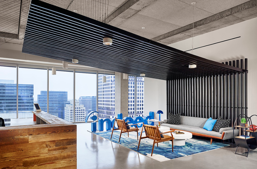 A Tour of Indeed's Austin Office Expansion in 2020
