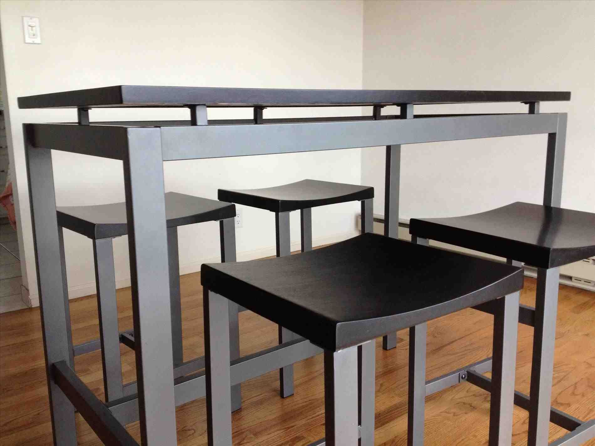 New Post High Dining Table With Stools Decors Ideas Pinterest  # Muebles De Zoita