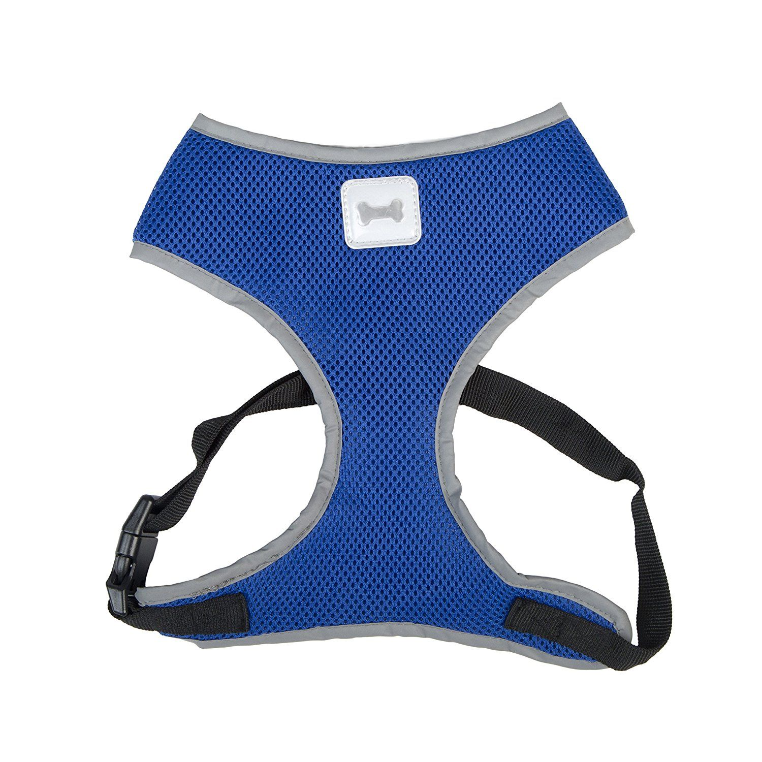 Cobalt Reflective Mesh TStrap Harness You can find out