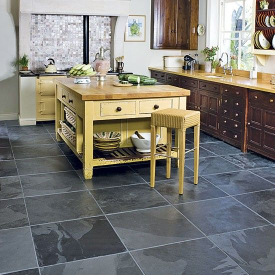 17 best images about kitchen floor tiles on  slate tiles white  kitchen island and lamps. Kitchen Floor Tile  Image Of Kitchen Floor Tiles Black And White