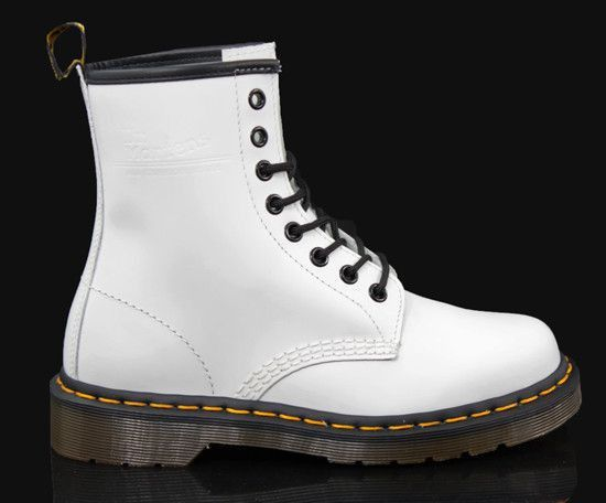 Buty Dr Martens Martensy 1460 White W Yessport Pl Dr Martens Boots Combat Boots Boots