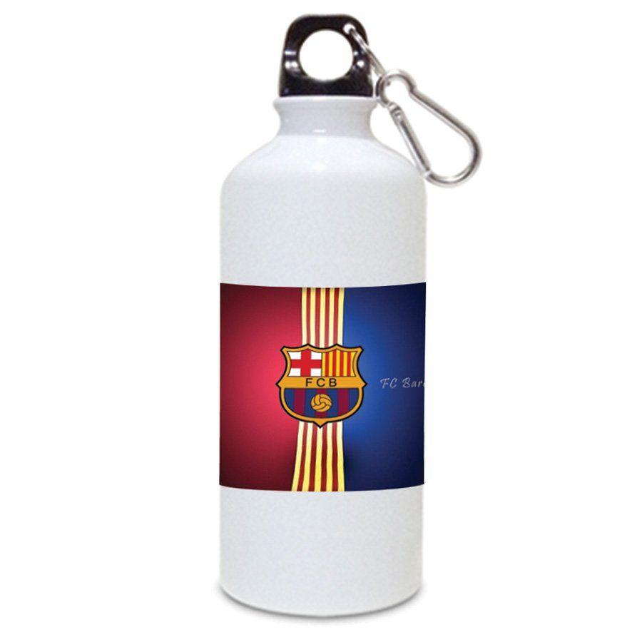 Download Barcelona Printed Sports White Sipper Water Bottle Aluminium 750ml By Juvixbuy Bottle Water Bottle Aluminum Water Bottles