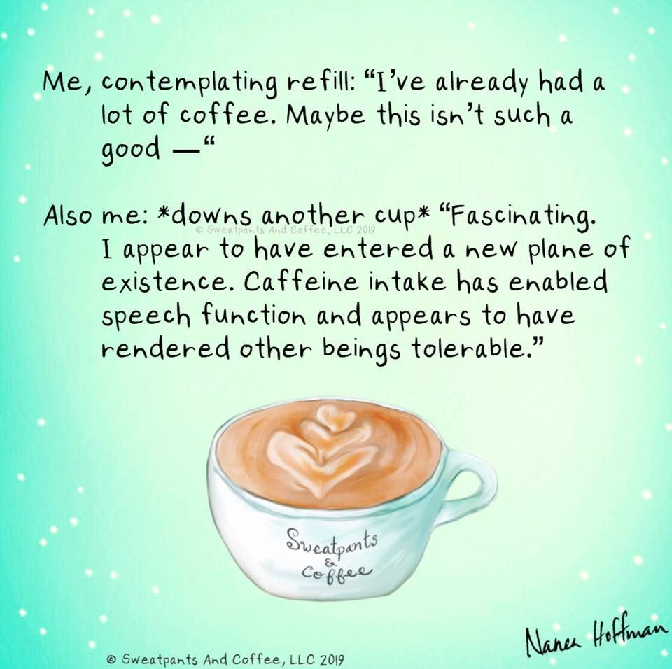 Pin by Kim Gregory on Coffee!!! Coffee humor, Coffee