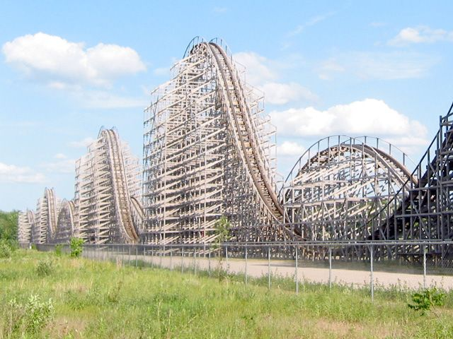 Shivering Timbers Michigans Adventures Google Search