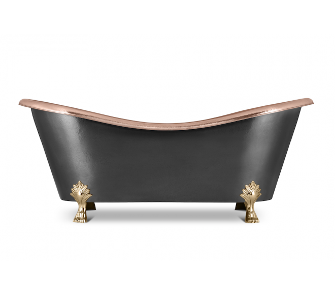 Copper Clawfoot Bathtubs Archivosweb Com With Images Cast