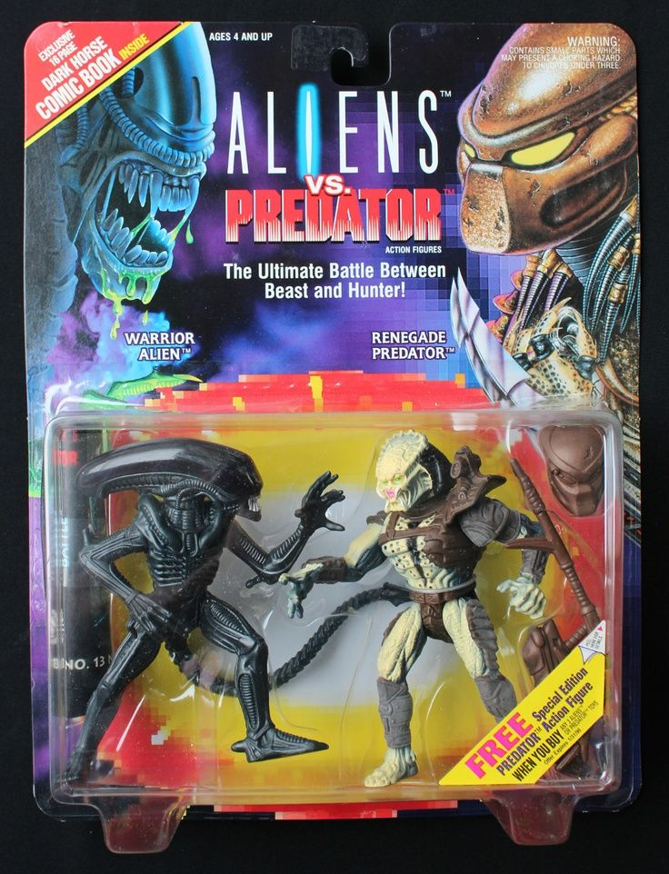 Alien Versus Predator Toys 114