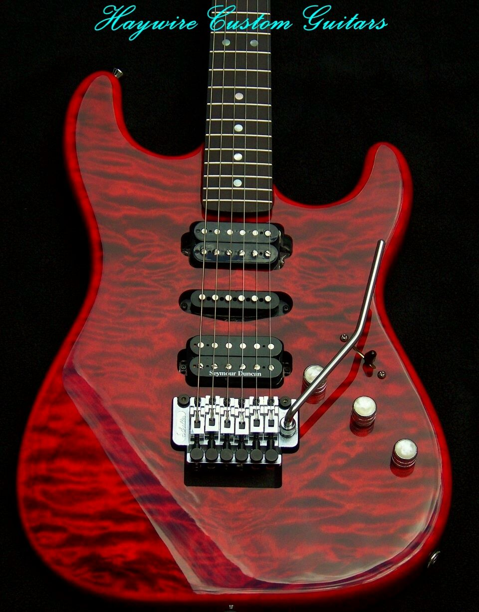 haywire custom guitars highly recommended buy in 2019 my favorite music custom guitars. Black Bedroom Furniture Sets. Home Design Ideas