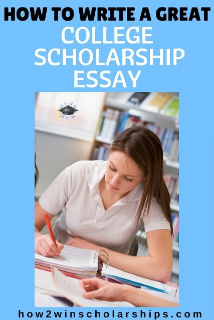 Write a Great College Scholarship Essay by Sharing Personal - scholarship essay