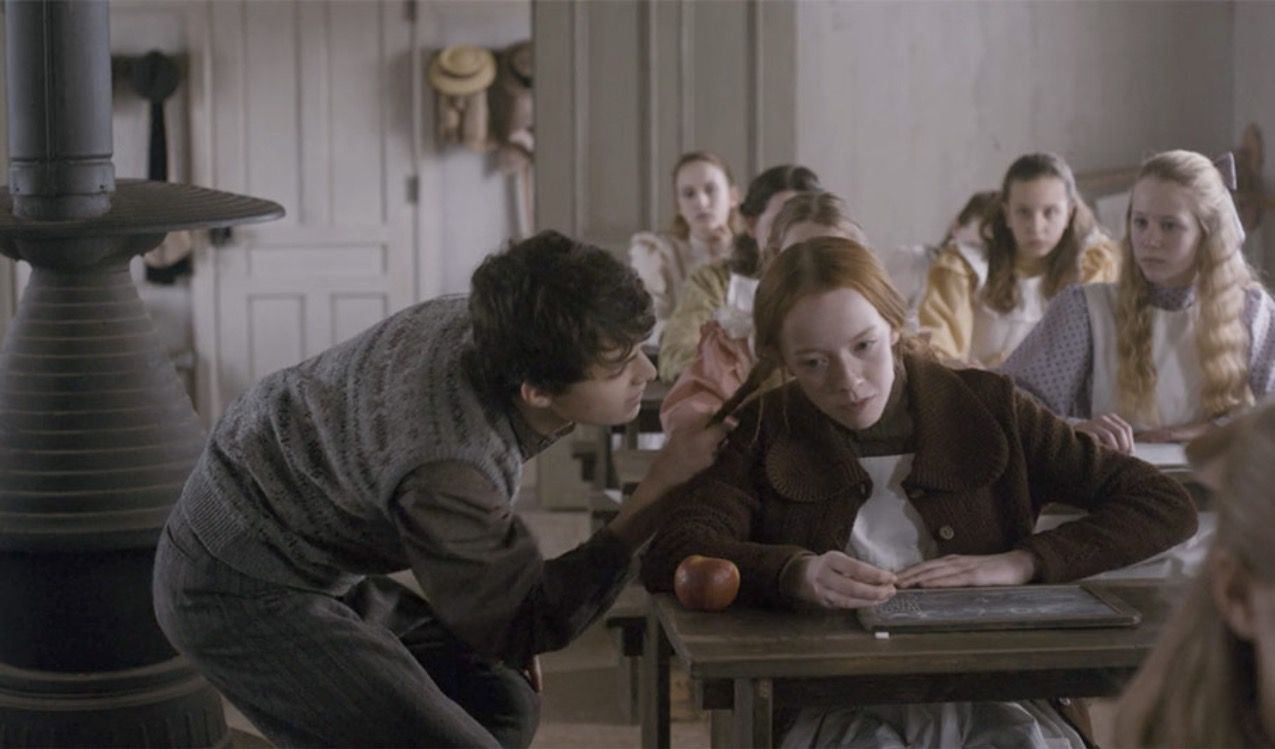 Anne With An E One Of My Favorite Scenes Anne Of Green Gables