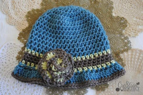 Crochet for cancer free crochet pattern beverlys cloche in free spring crochet hat pattern beverlys cloche in vannas choice dt1010fo