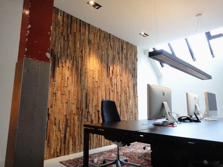 Wohnzimmer Holzwand Klasse Wohnzimmer Ideen Holzwand  Holzwand