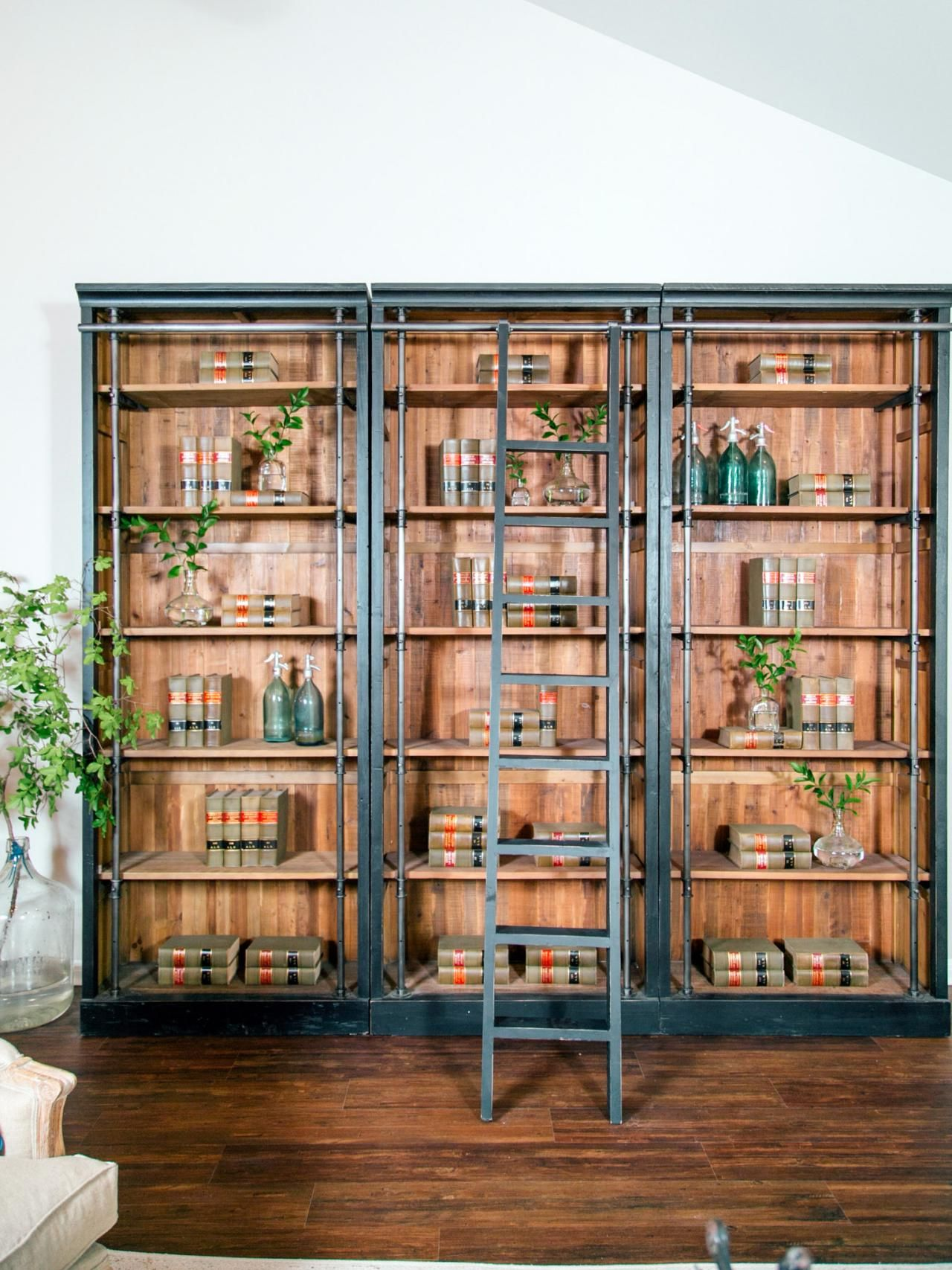 Design Rustic Bookcase love fixer uppers perfectly styled bookshelves our tips to up your shelfie game rustic bookshelfbookshelf
