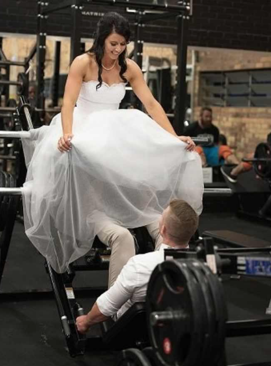 Tips for your groom to get fit before the big day wedding groom