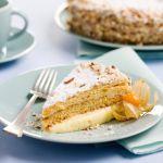 Guarda la ricetta perfetta per cucinare la torta diplomatica. Scopri gli ingredienti e la preparazione e vota Sale&Pepe.