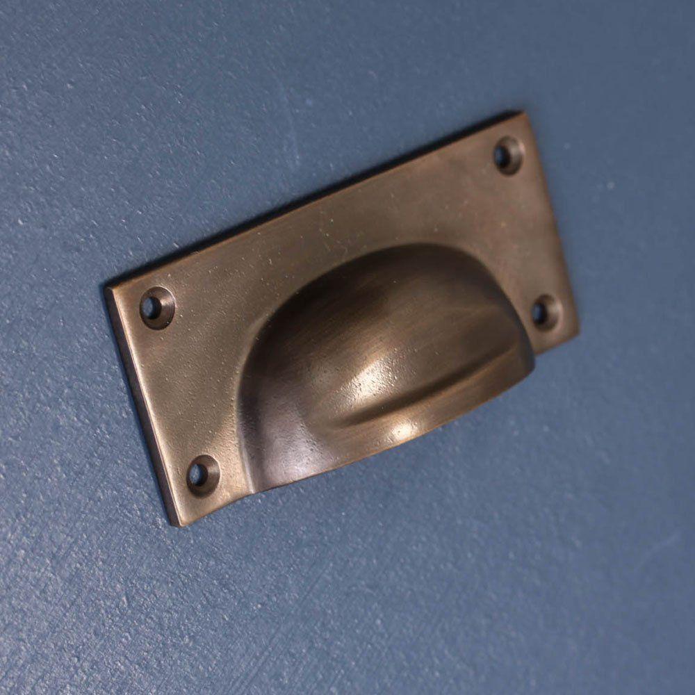 Rectangular Hooded Drawer Pull | Bathroom ideas | Pinterest | Uk ...