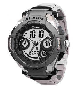 9ca80757584 Relógio X-games Masculino Xmpsa015 Bxsx Anadigi