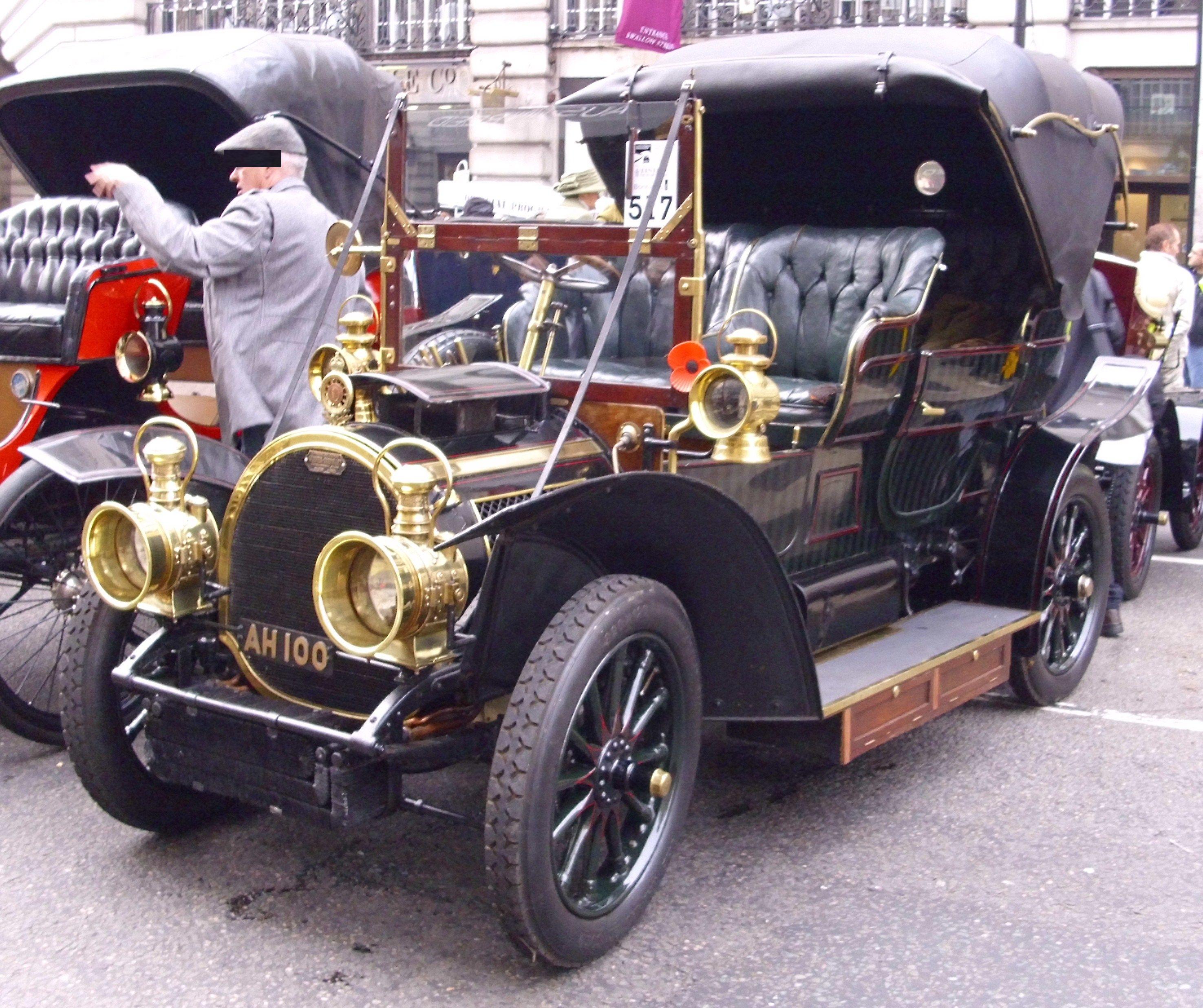 1904 Gardner Serpollet