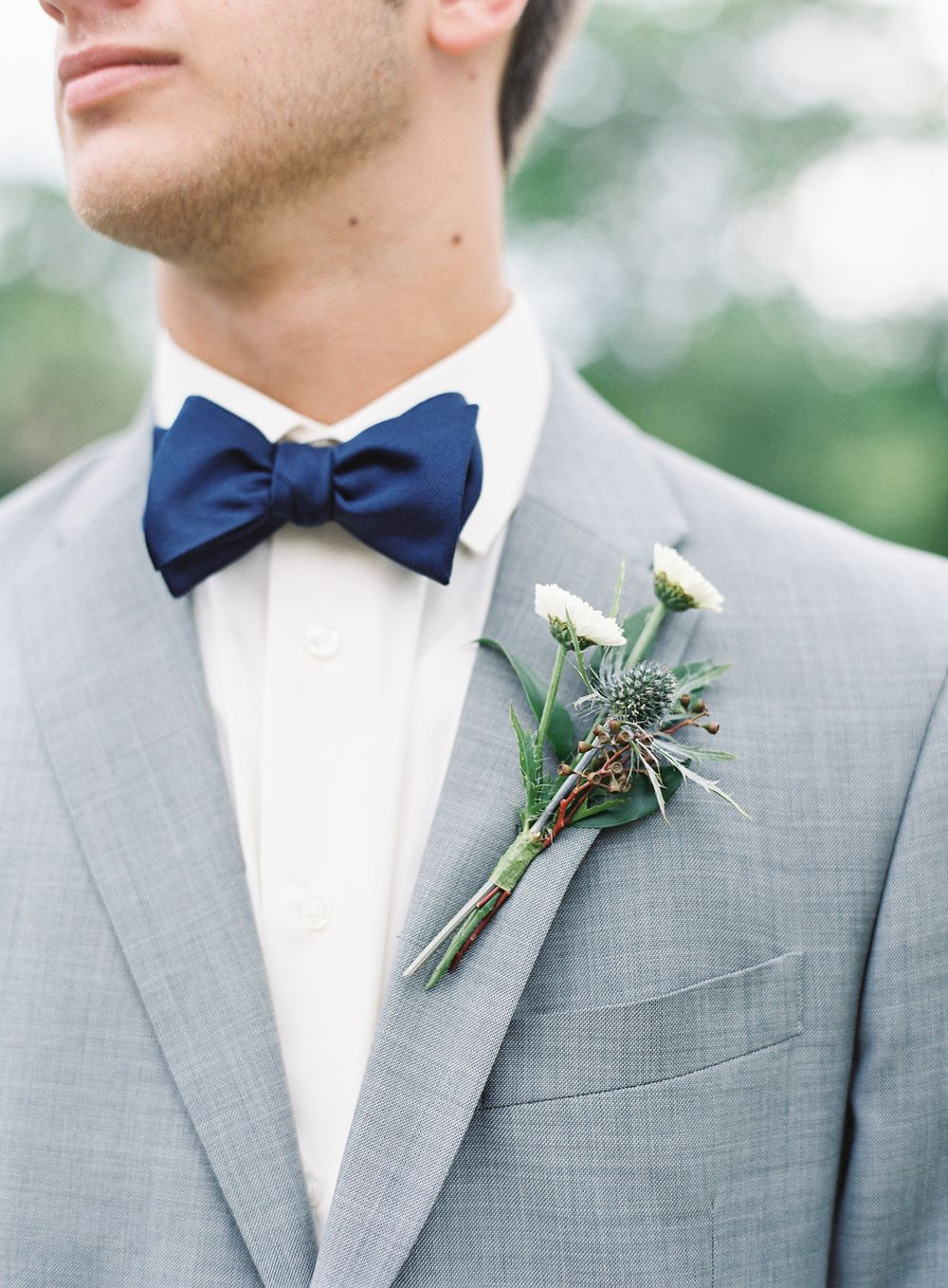 tuxedos to match navy blue dresses | Navy Blue | Wedding ideas ...