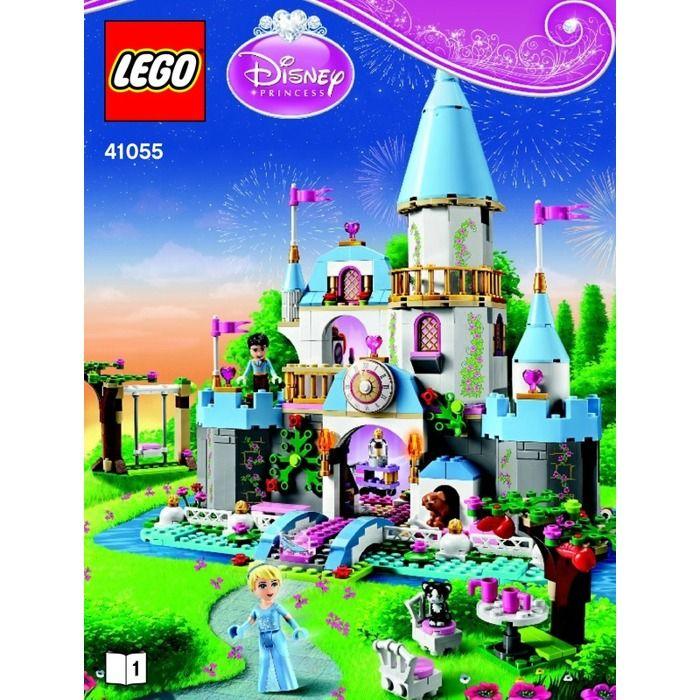 Lego 41055 Katies Legos Pinterest Lego Cinderella Lego And Legos
