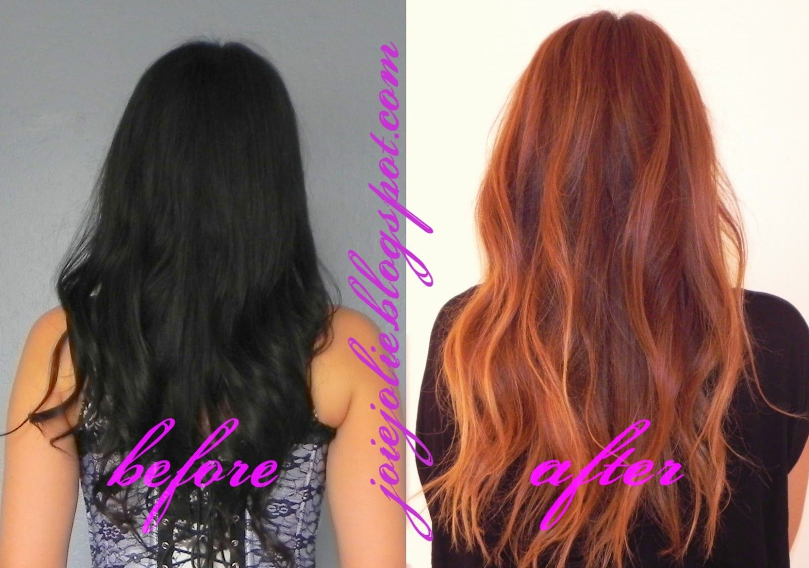 Best Technique For Diy Lightening Black Asian To Light Brown With
