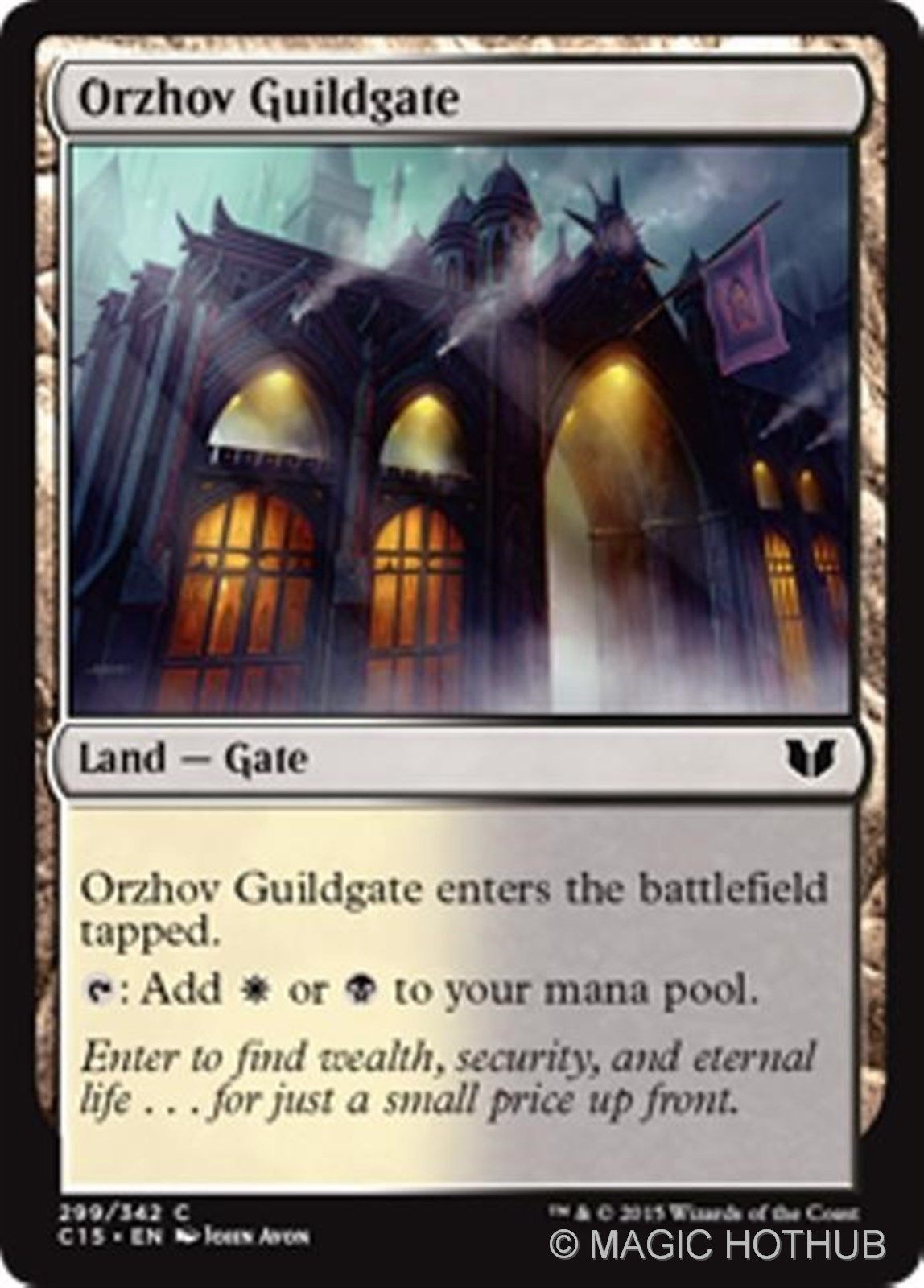 Orzhov Guildgate Commander 2015 Mtg Land Gate Com The Gathering Magic The Gathering Cards Magic Cards 18 quotes from petar ii petrović njegoš: orzhov guildgate commander 2015 mtg