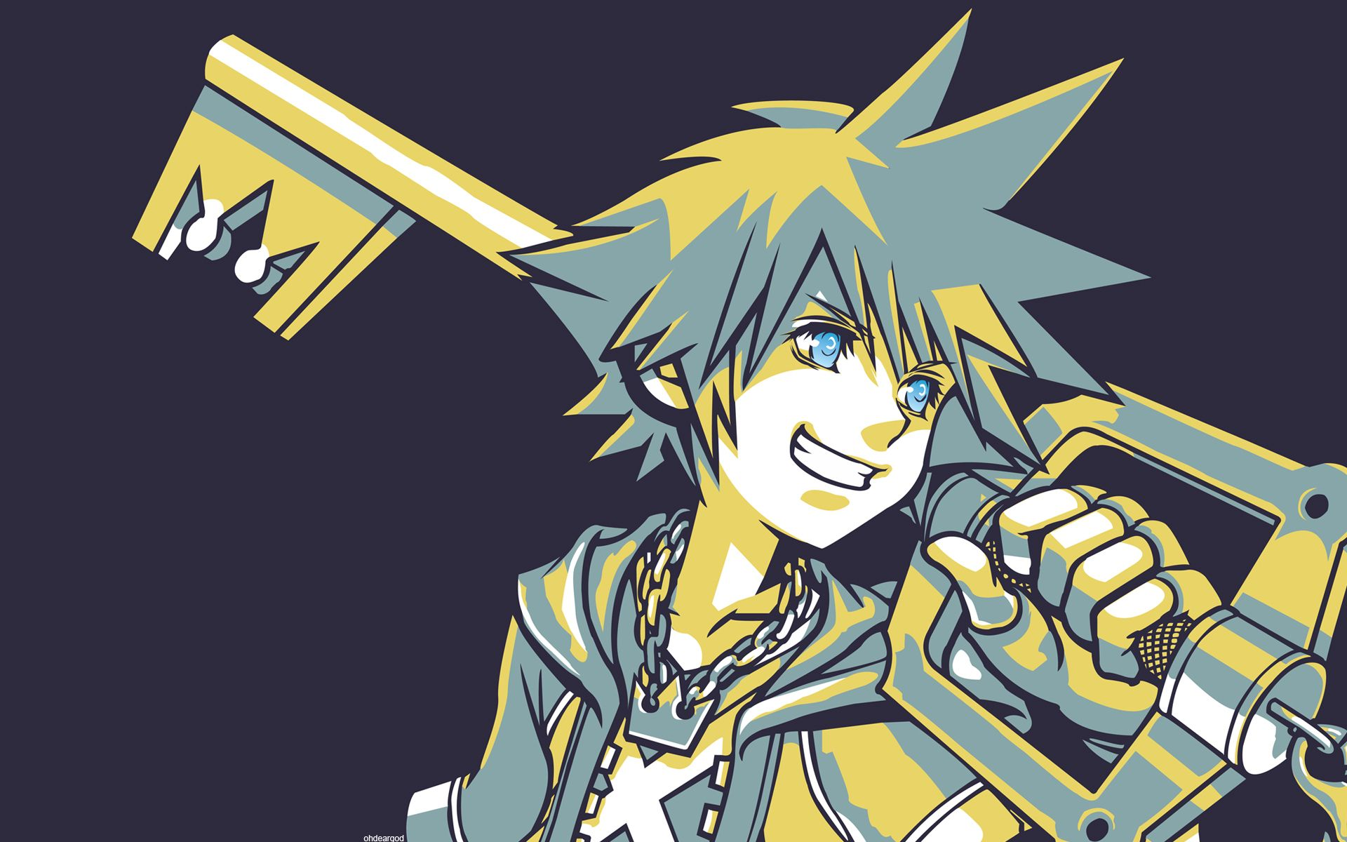 Download Kingdom Hearts Key Sora Disney wallpaper,Download
