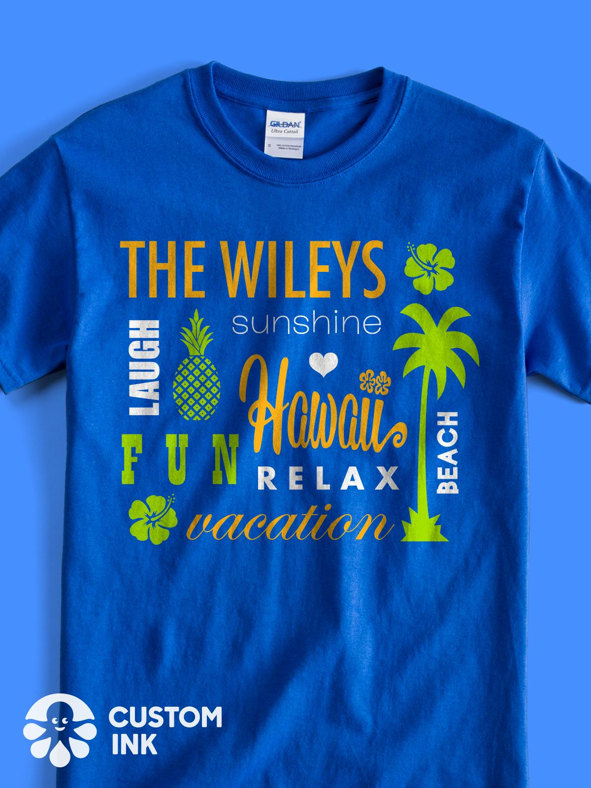 80c130fdfd9c This is the perfect design idea for your custom family beach vacation t- shirts