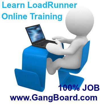 Learn LoadRunner Online Training form Best Online Training - on the job training form