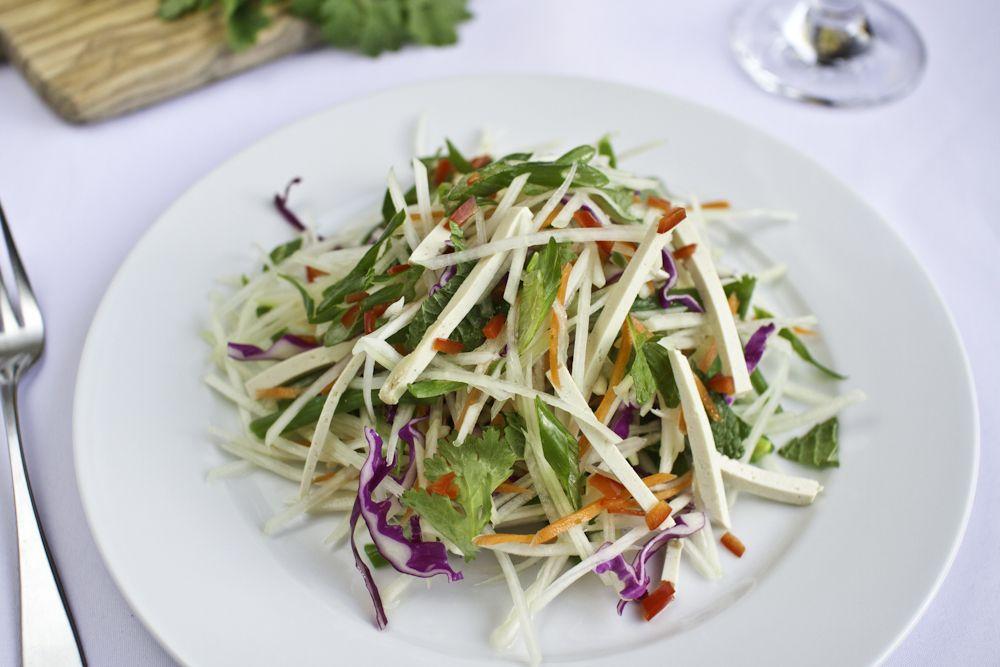 Thai Green Papaya Salad The Ornish SpectrumThe Ornish