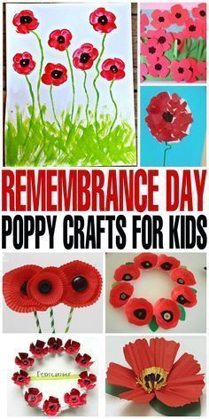 Remembrance Day Poppy Crafts for Kids #remembrancedaycraftsforkids Teach your kids the importance of honouring and thanking the Canadian men and women of the past, future and present for their sacrifices and achievements with these fun Remembrance Day Poppy Crafts for kids. #poppycraftsforkids Remembrance Day Poppy Crafts for Kids #remembrancedaycraftsforkids Teach your kids the importance of honouring and thanking the Canadian men and women of the past, future and present for their sacrifices a #poppycraftsforkids