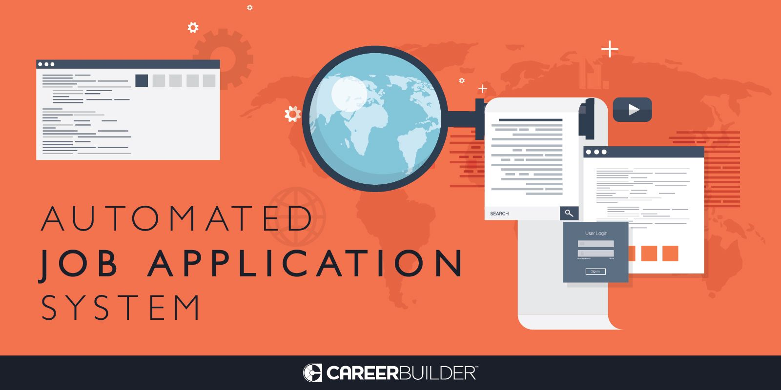 Learn how a right combination of career site and resume