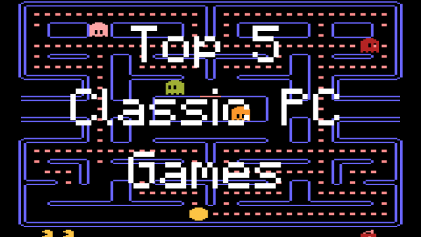 What is your favourite classic PC game? Check out our top 5