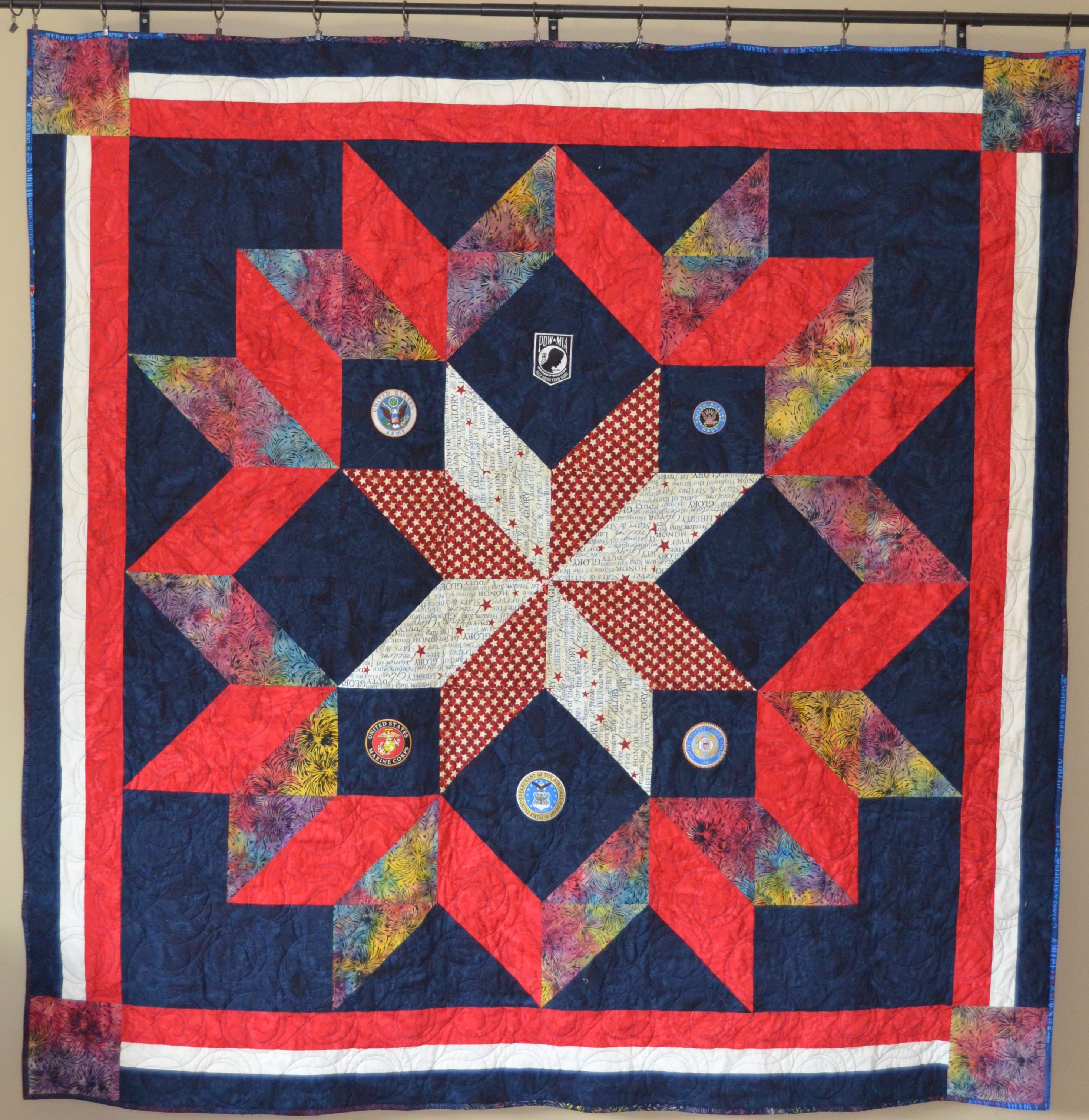 Pin by Adelines Attic Handmade Quilts on Veteran's Board